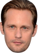 Alexander Skarsguard Celebrity Face Mask