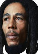 Bob Marley Celebrity Face Mask