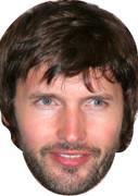James Blunt Celebrity Face Mask
