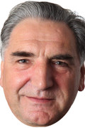 Jim Carter - Mr Carson Downton Celebrity Face Mask