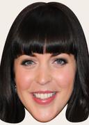 Poppy Eastenders Celebrity Face Mask