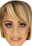 Sophie Geordie Shore Celebrity Face Mask