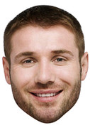 Ben Cohen Celebrity Face Mask