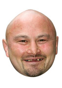 Brian Moore New Celebrity Face Mask