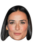 Demi Moore Celebrity Face Mask