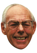 Denis Thatcher Celebrity Face Mask