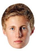 Joe Root Celebrity Face Mask