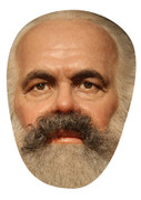 Karl Marx Celebrity Face Mask
