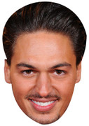 Mario Falcone Celebrity Face Mask
