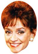 Marlene  Ofah Celebrity Face Mask