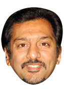 Masood EastEnders Celebrity Face Mask