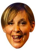 Mel  Great British Bake Off Celebrity Face Mask