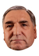 Mr Carson - Downton Abbey Celebrity Face Mask