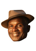 Patrick Trueman Celebrity Face Mask