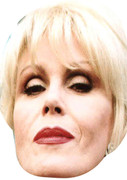 Patsy Ab Fab Celebrity Face Mask