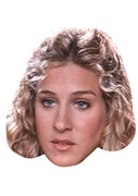 Sarah Jessica Parker Footloose Celebrity Face Mask