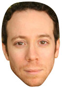 Stuart Big Bang Theory Celebrity Face Mask