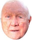 Stuart Hall Celebrity Face Mask