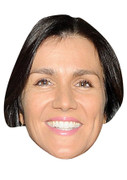 Susanna Reid Celebrity Face Mask