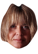 Suzi Quatro Celebrity Face Mask