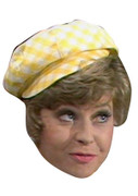 Sybil Fawlty Celebrity Face Mask