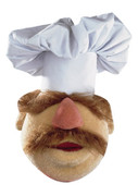 The Sweedish Chef Celebrity Face Mask