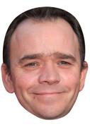 Todd Carty Celebrity Face Mask