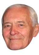 Tony Benn Celebrity Face Mask