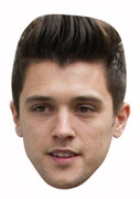 Union J - Jj Hamblett Celebrity Face Mask