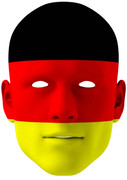 Germany World Cup Face Mask