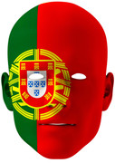 Portugal World Cup Face Mask