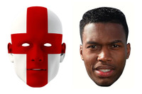England World Cup Face Mask Pack Sturridge