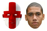 England World Cup Face Mask Pack Smalling