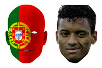 Portugal World Cup Face Mask Pack Nani