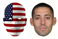 United States World Cup Face Mask Pack Dempsey