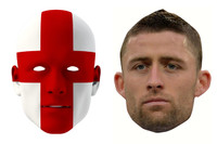 England World Cup Face Mask Pack Cahill