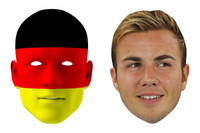 Germany World Cup Face Mask Pack Gotze