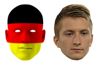 Germany World Cup Face Mask Pack Reus