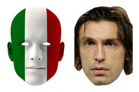 Italy World Cup Face Mask Pack Pirlo