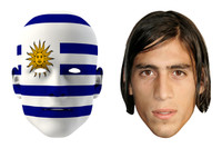 Uruguay World Cup Face Mask Pack Cacares