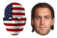 United States World Cup Face Mask Pack Graham Zusi