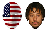 United States World Cup Face Mask Pack Jermaine Jones