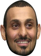 Prince Naseem Hamed Boxer Face Mask