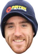 Lee Johnson TT Riders Celebrity Face Mask