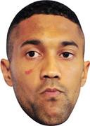 Gael Clichy Manchester City ManCity Face Mask