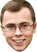 Joe Tracini - Dennis Hollyoaks Face Mask