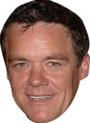 pAUL rOBINSON Neighbour Face Mask