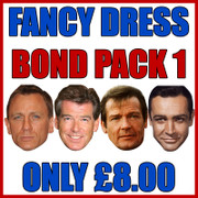 Bond Pack 1 - Fancy Dress