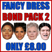 Bond Pack 2 - Fancy Dress