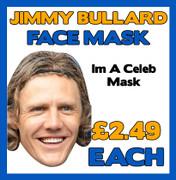 Jimmy Bullard Celebrity Face Mask